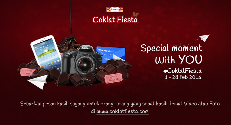 Indomaret Coklat Fiesta Kontes Video Foto