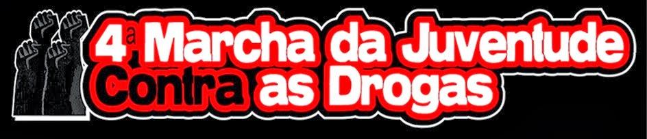 4ª Marcha da Juventude Contra as Drogas