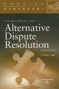 Principles of Alternative Dispute Resolution