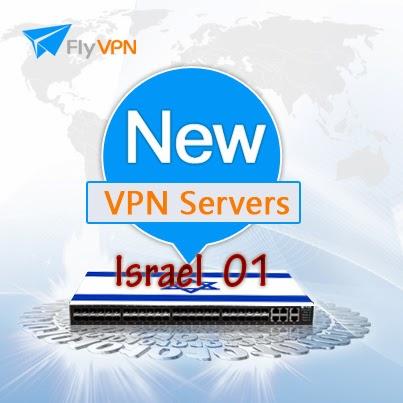 Israel 01 VPN Server Online