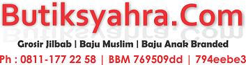 Butiksyahra.Com  : Grosir Jilbab Katun Paris Busana Muslim Baju Anak Branded Online!