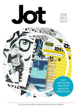 The current issue of Jot...
