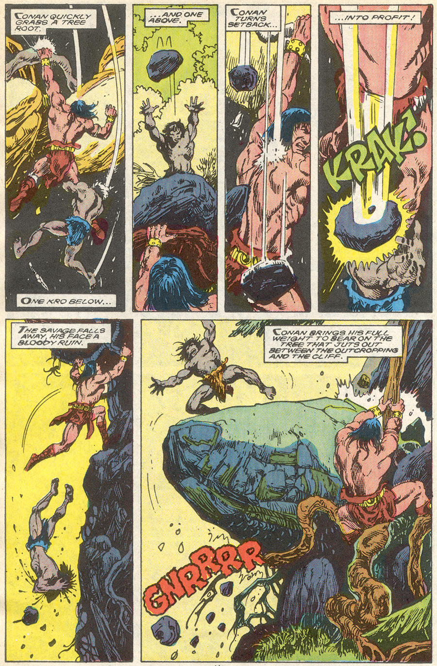 Conan the Barbarian (1970) Issue #218 #230 - English 11