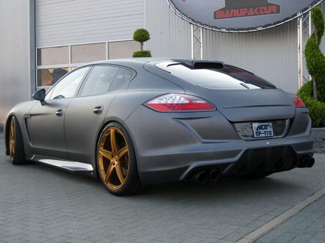 Custom Porsche Panamera