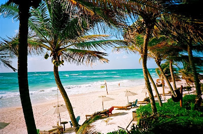 Tulum beach hotels - mayanexplore.com