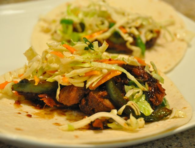 Hunk of Meat Monday: Asian Duck Tacos