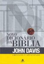 NOVO DICIONÁRIO - JOHN DAVIS
