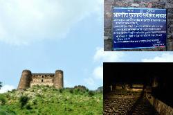 اماكن مسكونة 2012 قلاع وحصون بانغاره ولاية راجستان