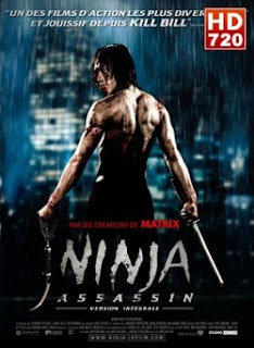 Ninja assassin (2009) Online