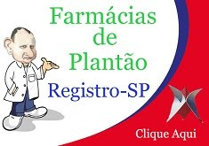Farmácias de Plantão