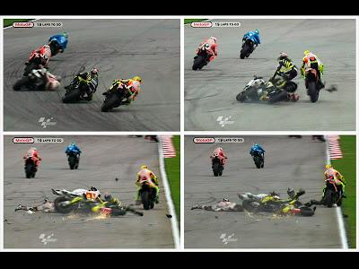 Kecelakaan Maut Simoncelli