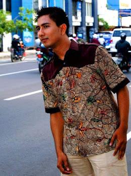 batik tulis madura coklat modifikasi
