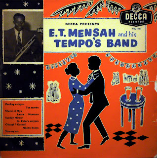 E.T. Mensah and his Tempo\'s Band -Decca Presents..,Decca West Africa