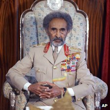 Haile Selassie Held Captive Addis Ababa's Imperial Palace