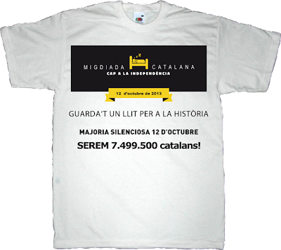 independence catalan catalonia nap majority freedom referendum t-shirt ephemeral-t-shirts