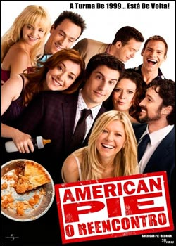 American Pie: O Reencontro – DVDRip UNRATED AVi + RMVB Legendado