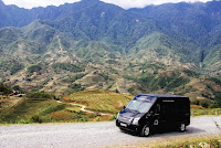 Sapa New Enjoy Limousine