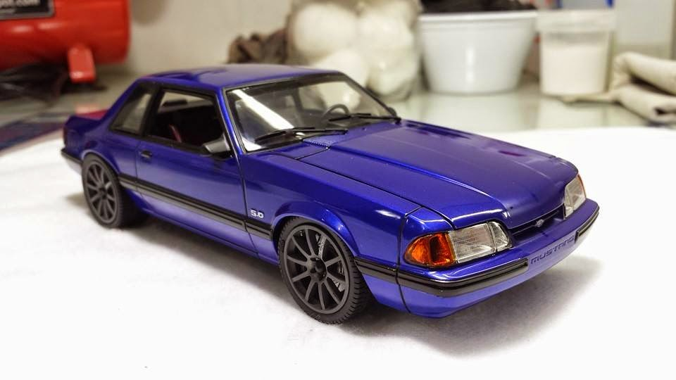 Mustang LX '90
