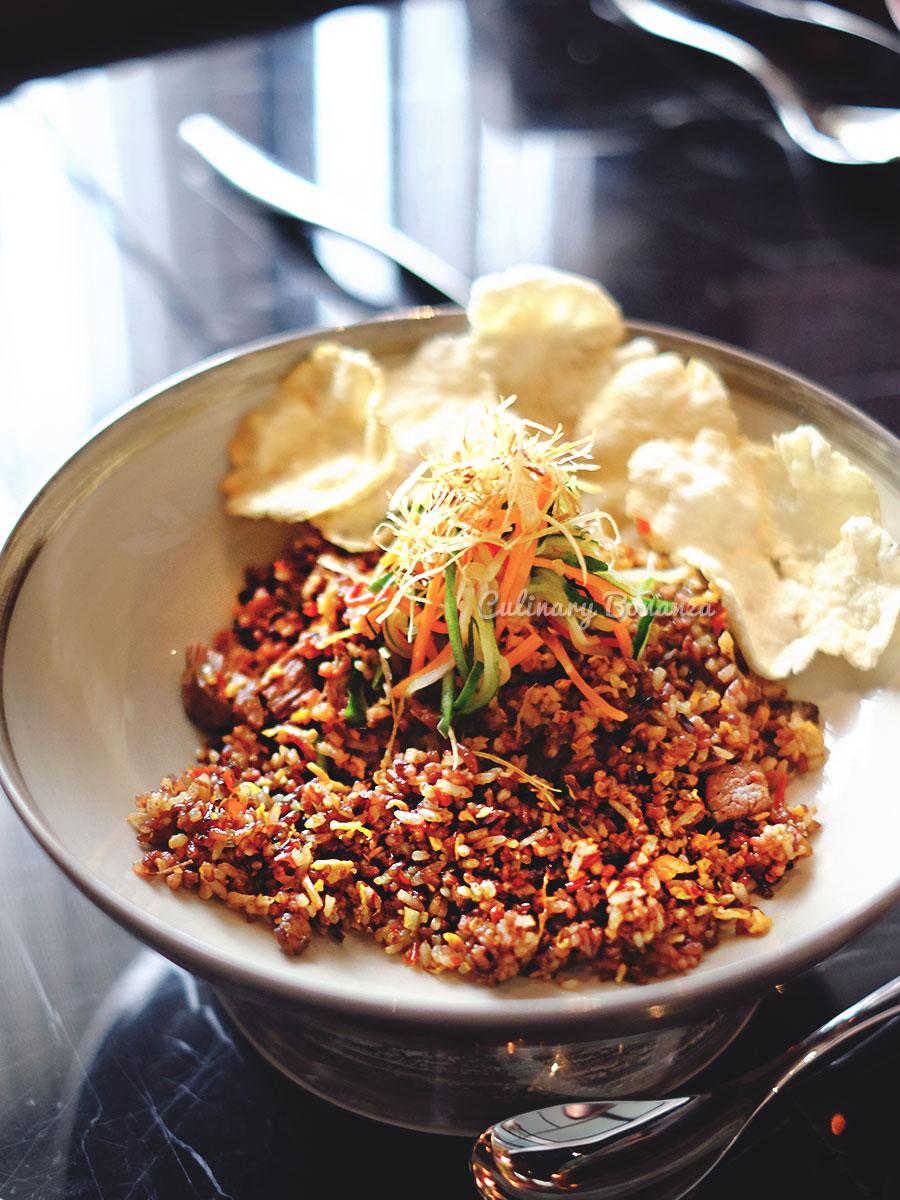 Nasi Goreng Wagyu - 1945 Indonesian Fine Dining (www.culinarybonanza.com)