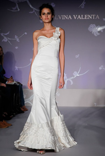 Shoulder Wedding Dresses