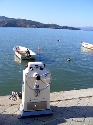 Remote Control Boats, Fethiye Harbour