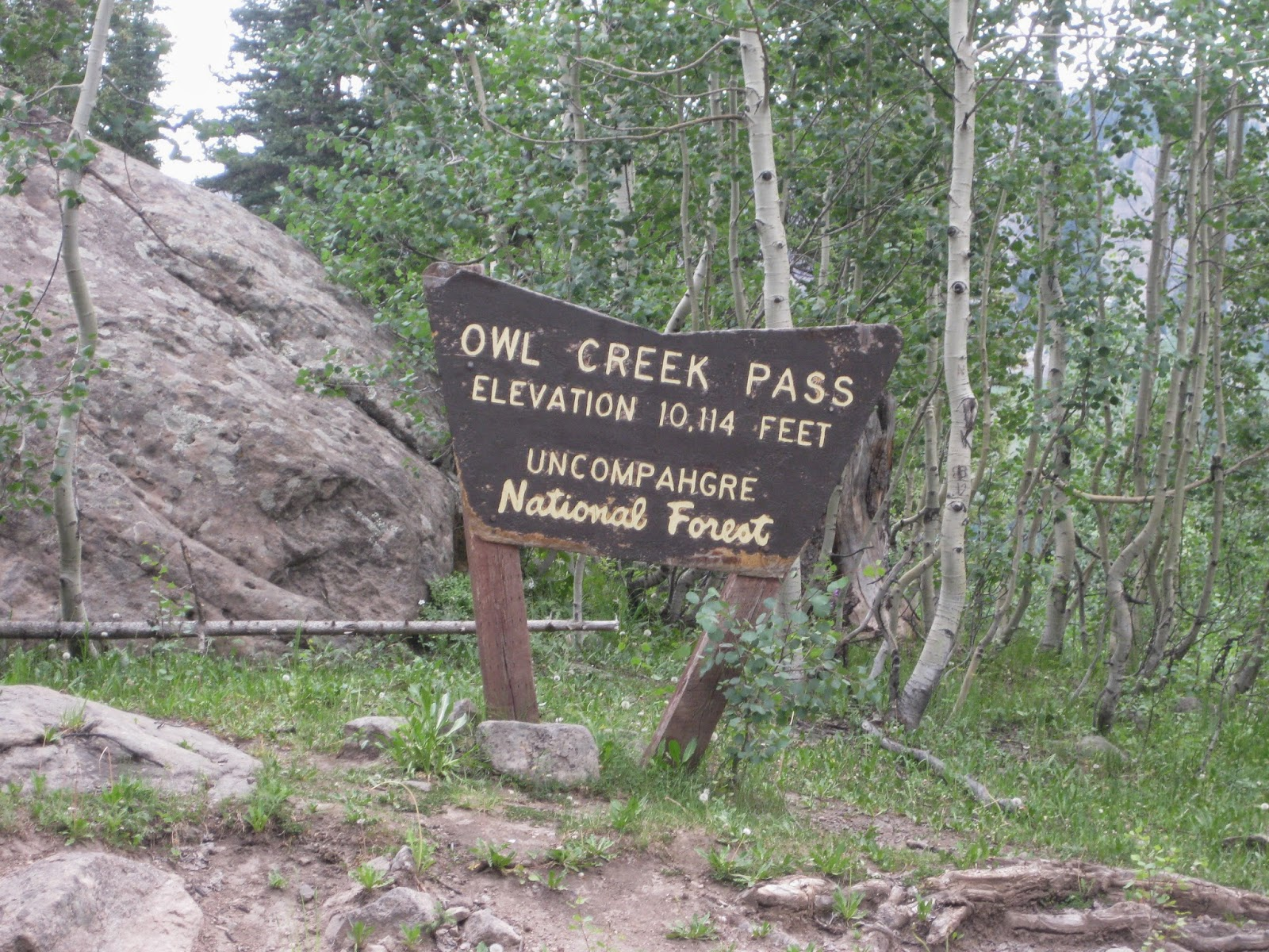 owl creek pass co