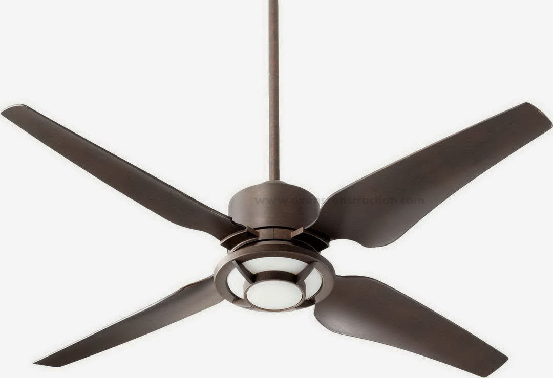 Evens Construction Pvt Ltd Modern Ceiling Fan Designs