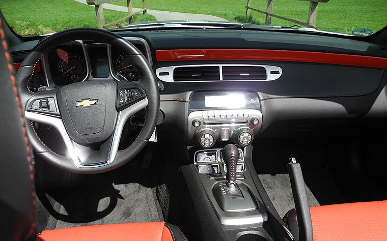 2013 Camaro Convertible
