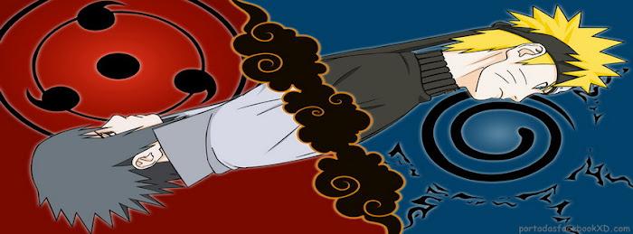 imagen de naruto y sasuke , foto de naruto,imagen de portada, foto para facebook