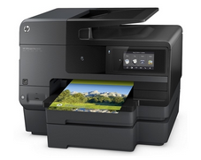 HP Officejet Pro Printer 8610 Driver Download