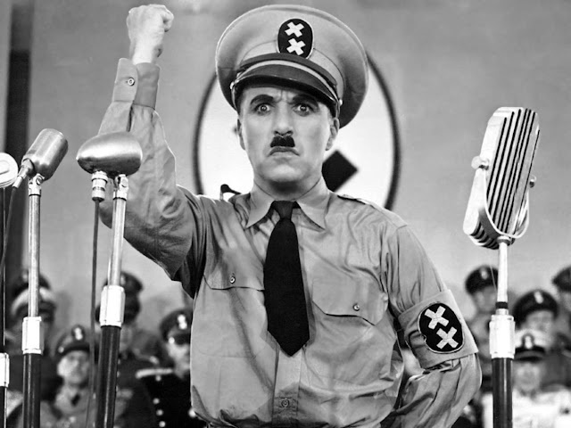 Charlie Chaplin - The Great Dictator