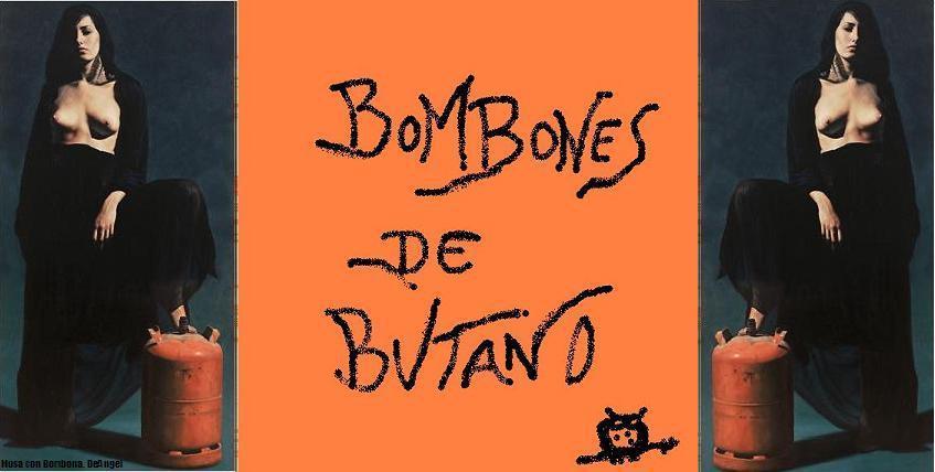 Bombones de butano