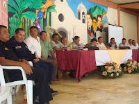 autoridades municipales de Olanchito