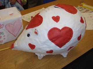 Classroom Freebies Valentines Box Family Project Freebie
