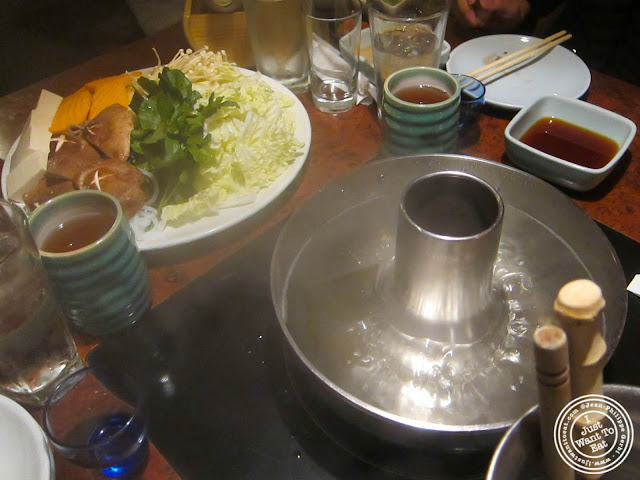 image of Shabu Shabu at East Japanese Restaurant in NYC, New York