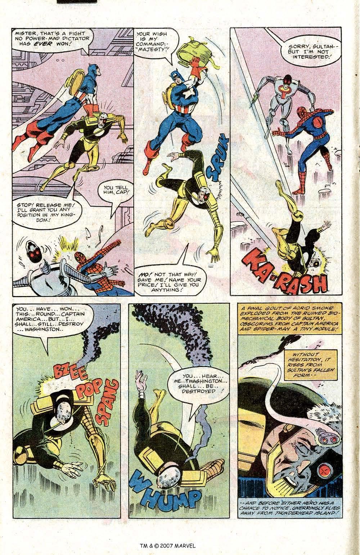 Captain America (1968) Issue #266 #181 - English 18