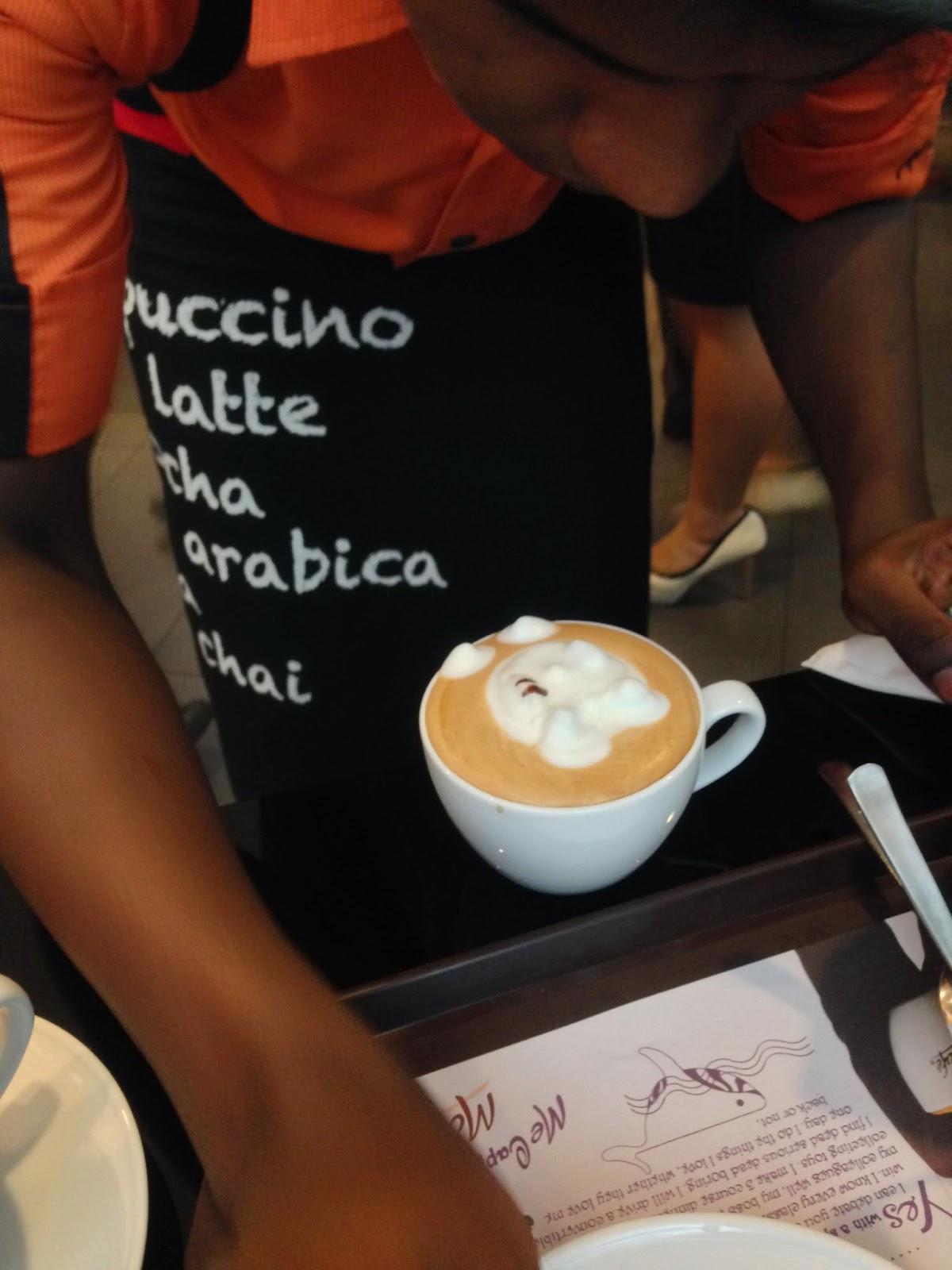 3D Latte Art 4