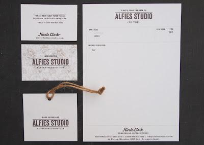 Alfies Studio Brand
