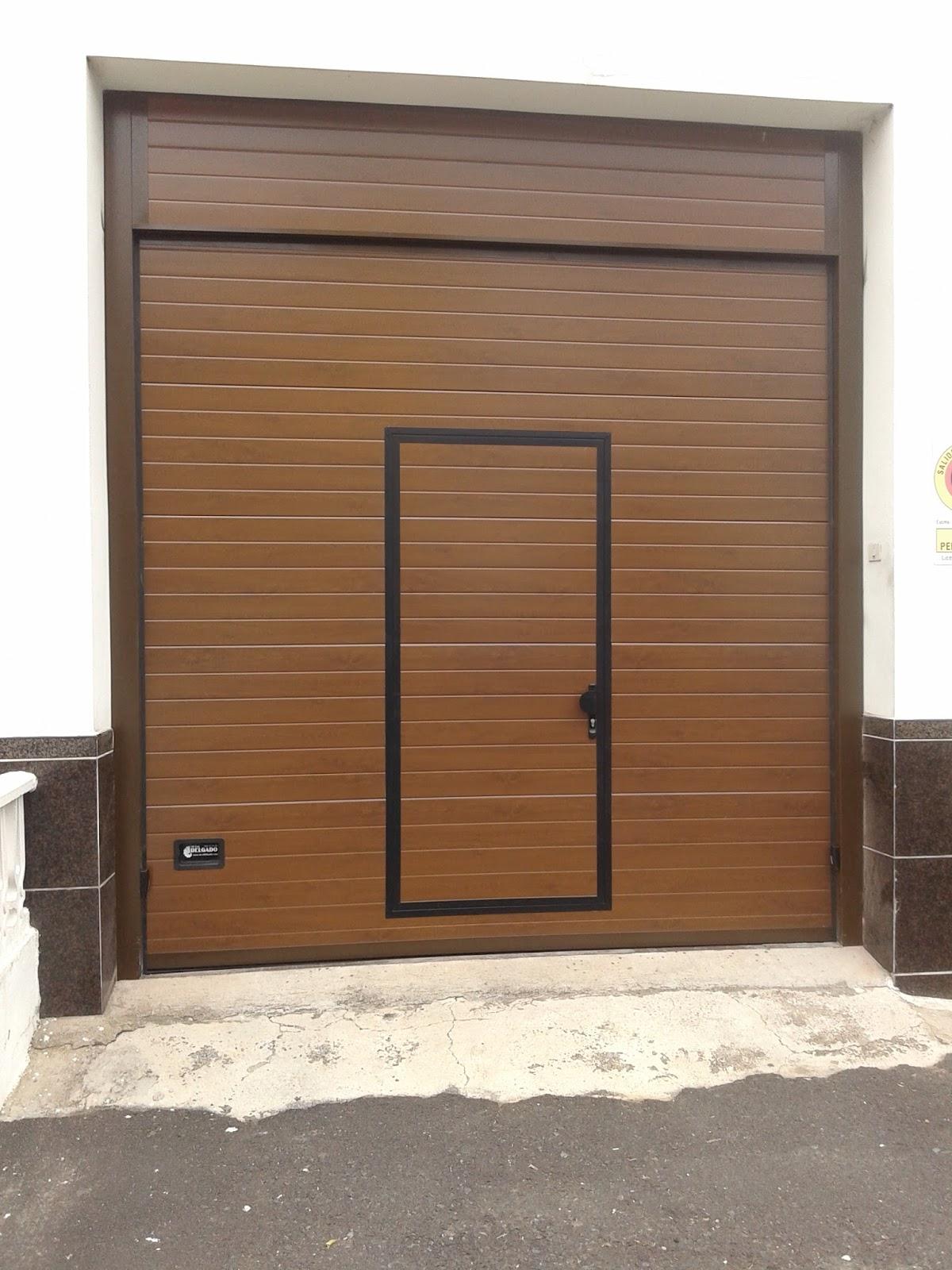 Puertas garaje tenerife empresa de puertas de garaje - Portones para garaje ...