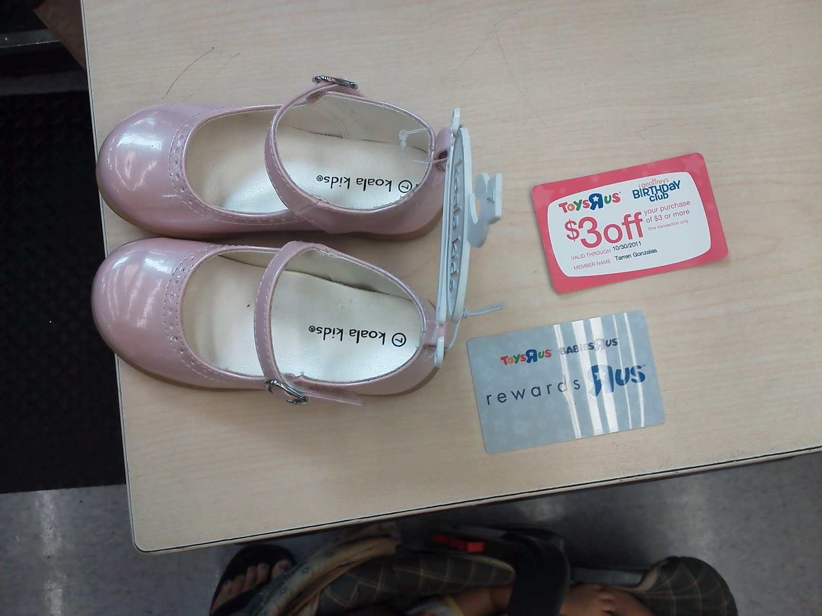Fresno Frugalista Babies R Us Clearance Clothing and Shoes $5