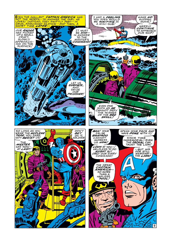 Captain America (1968) Issue #104 #18 - English 10