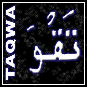 taqwa, dalil, al-quran, islamik, apa, itu, suruhan, Allah