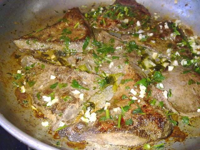 Cocina f cil sana y econ mica h gado a la plancha for Con que se limpia el marmol manchado