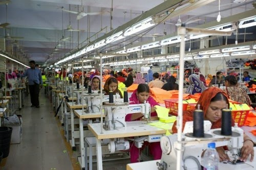 Supervisor in Garment Production Floor