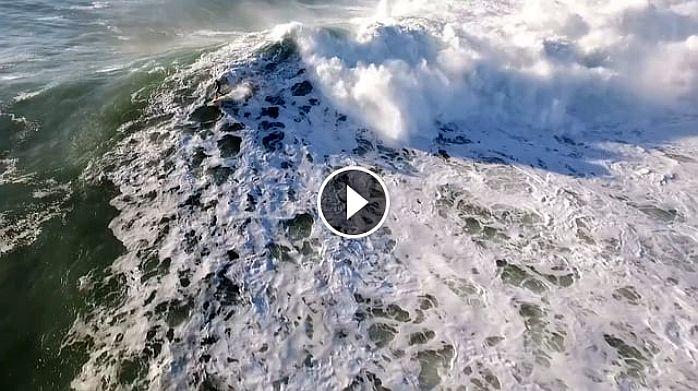 Mavericks Surfing January 7th 2017