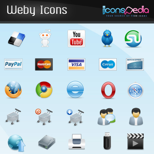 45 High Quality And Best Ecommerce Icons