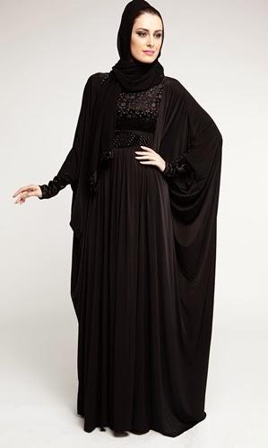 Hijab and Jubah Fashion