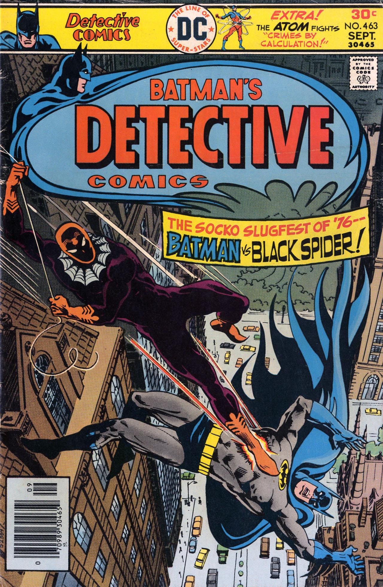 Detective Comics (1937) 463 Page 1
