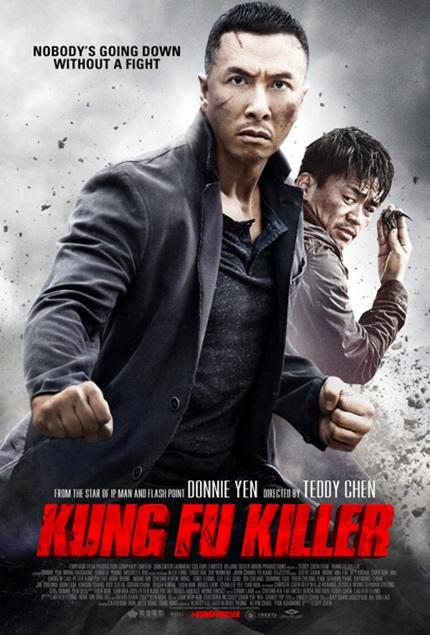 Kung Fu Ormanı (2014) 720p Film indir