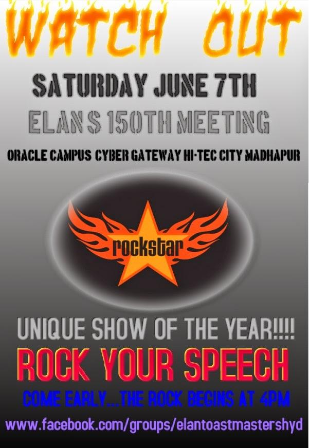 Created for Elan's 150th Meet